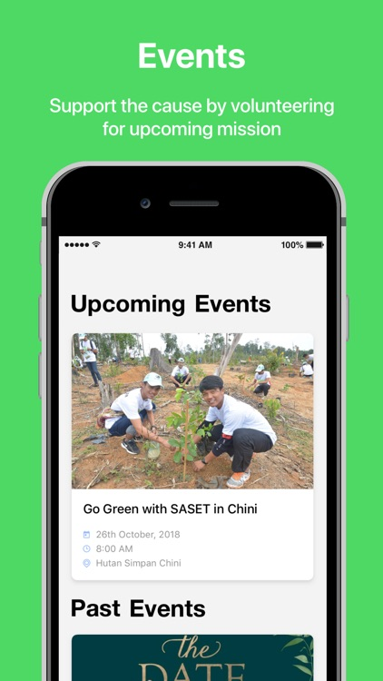 Go Green - SASET screenshot-4