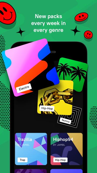 Jambl: DJ Band & Beat Maker screenshot 2