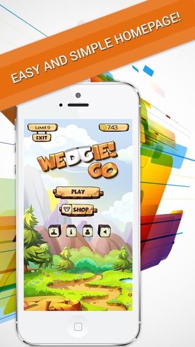 Wedgie Go - Multiplayer Gameのおすすめ画像1