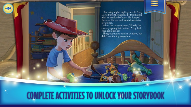 Disney Story Realms screenshot-3