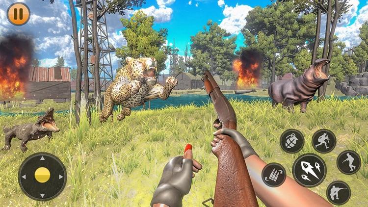 Wild Deer Adventure Hunting