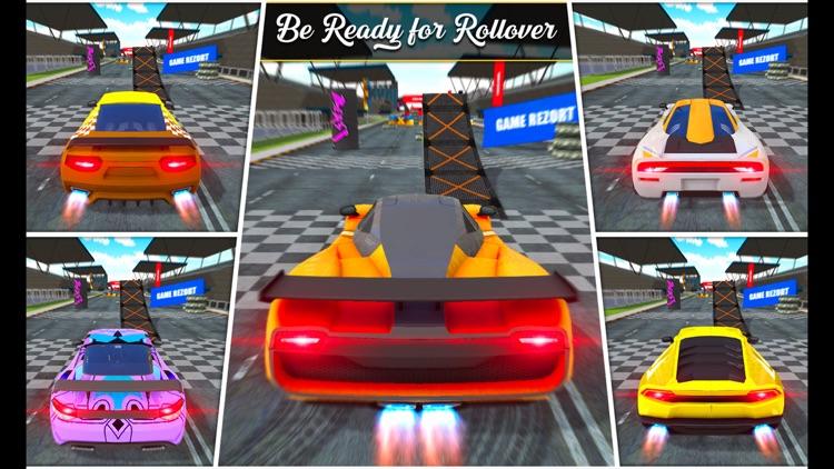 Ramp Rollover: Car Crash Derby screenshot-5