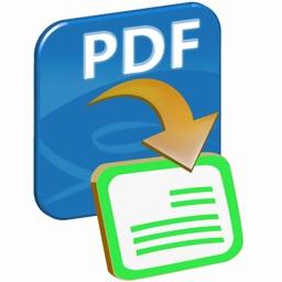 Aadhi PDF to Word Converter Pr