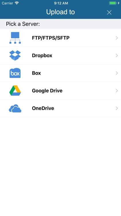 iTransfer - File Transfer Tool screenshot-3