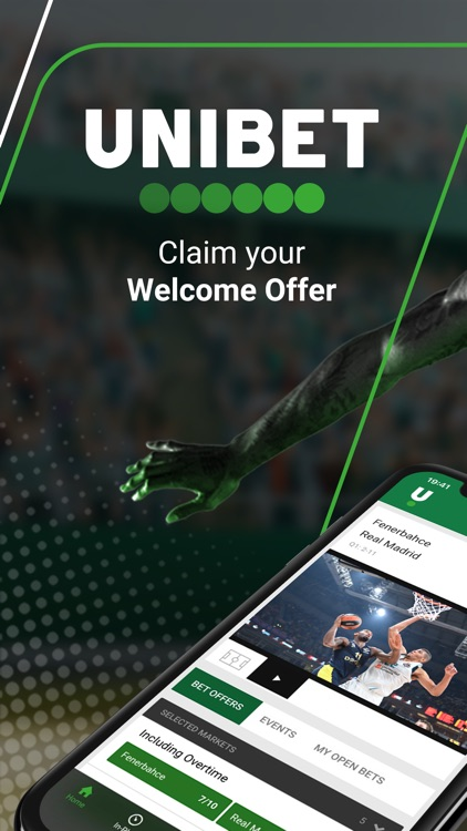Unibet - Live Sports Betting screenshot-0