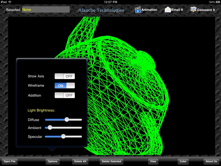 ATView3D-STL screenshot-1