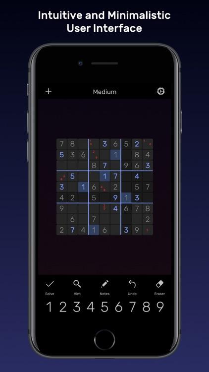 Sudoku Evolved - 3D Puzzles screenshot-2