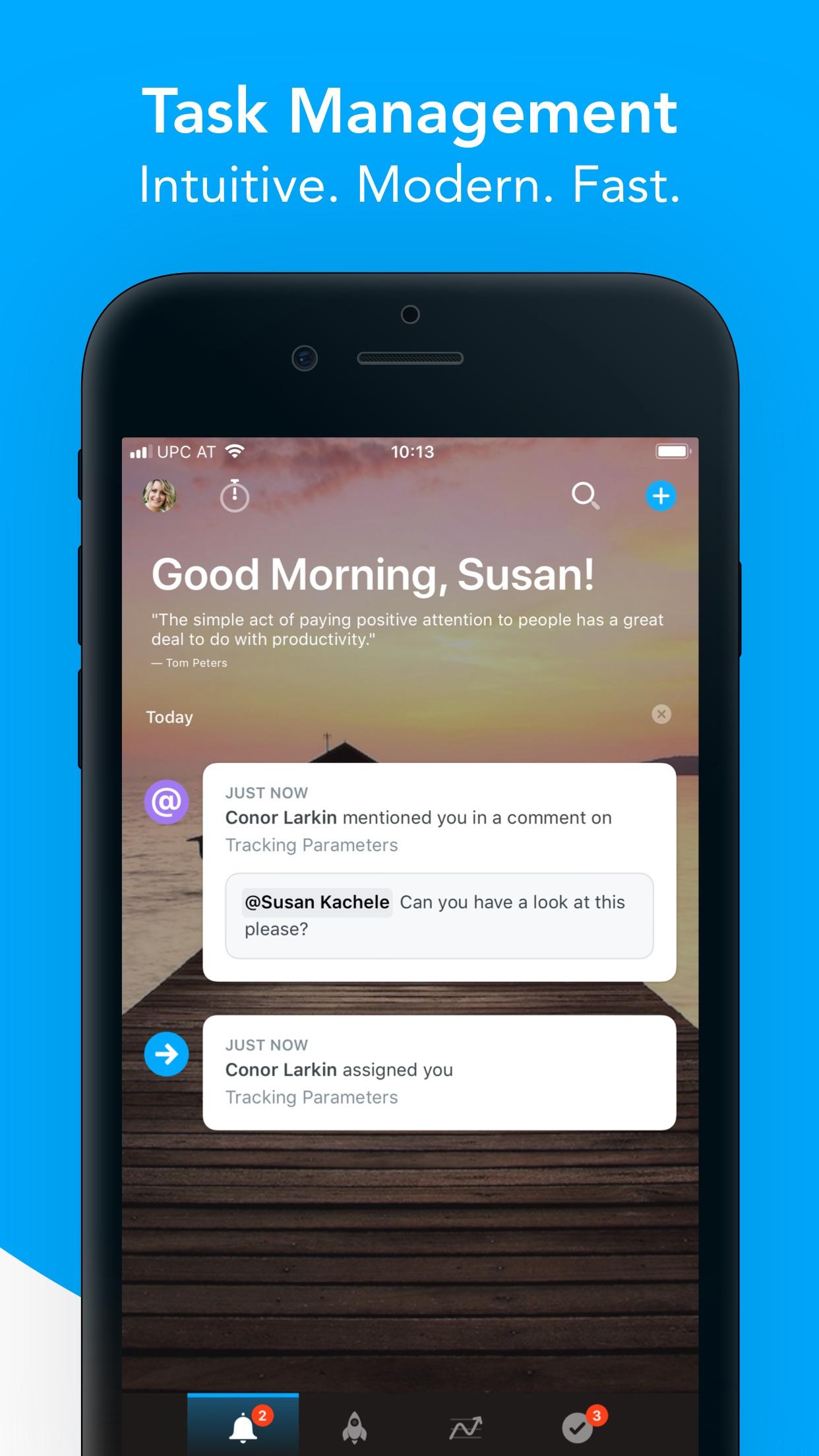 Task Management: MeisterTask Screenshot