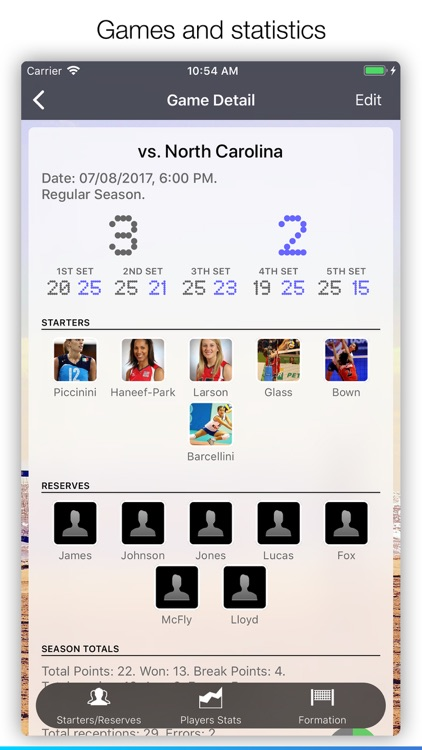 Assistant Coach Volleyball screenshot-4