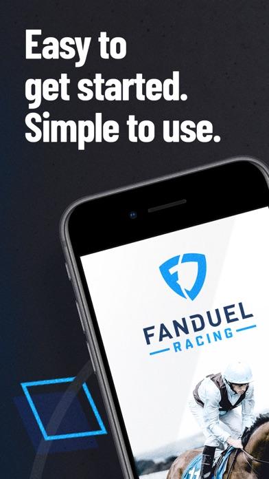 FanDuel Racing - Bet on Horses screenshot 1