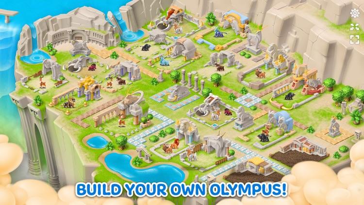 Legends of Olympus: Play, Farm screenshot-0