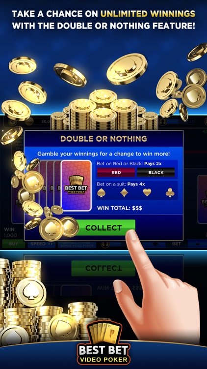 Best Bet Video Poker|50+ Games screenshot-8