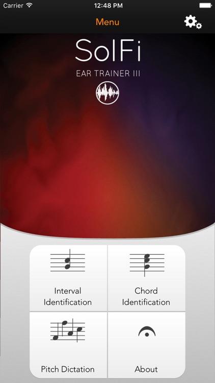 SolFi Ear Trainer 3 screenshot-0
