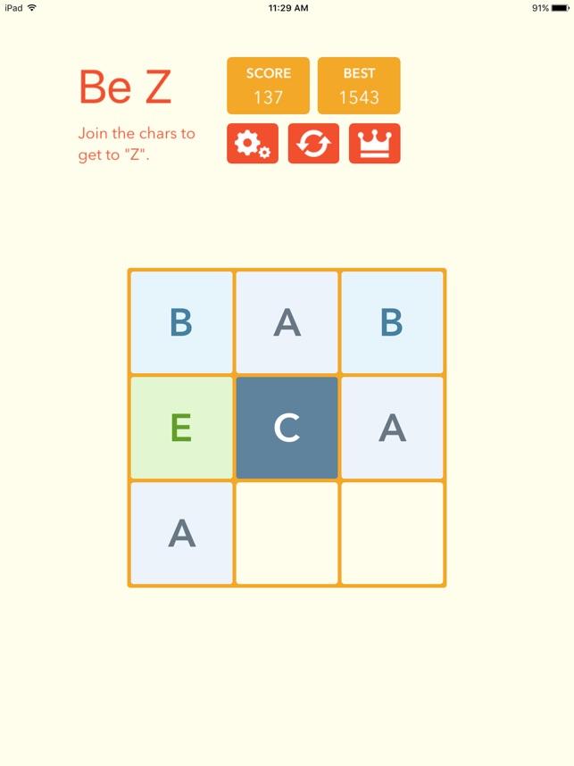 ABC Brain Game