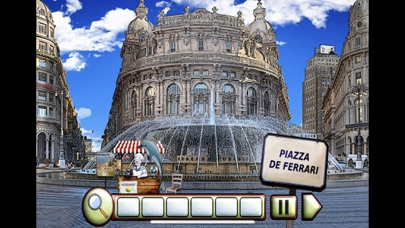 イタリア語アドベンチャー screenshot1