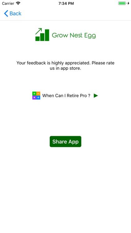 When Can I Retire Pro screenshot-7