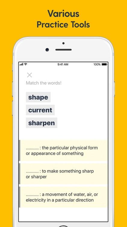 English Words - Intermediate screenshot-4