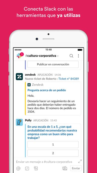 Screenshot for Slack in Dominican Republic App Store