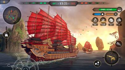 King of Sails: Ship Battle screenshot 4