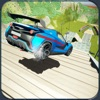Car Crash Sim: Death Stairs - iPhoneアプリ