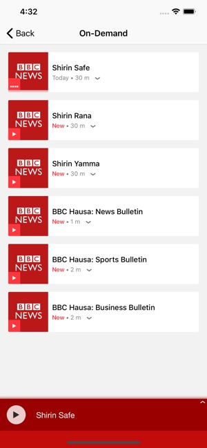 BBC News Hausa on the App Store