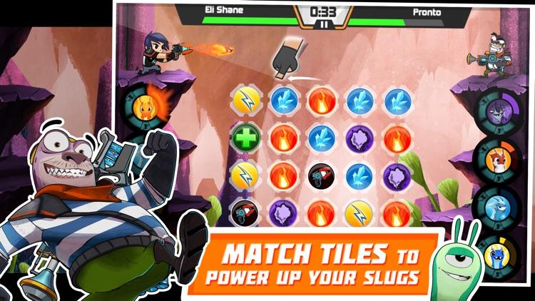 Slugterra: Slug it Out! screenshot-0