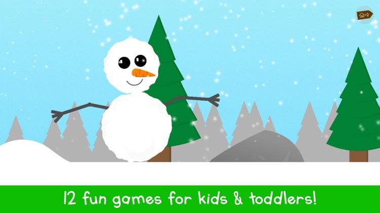 Tiny Mini Forest: kids games screenshot-0