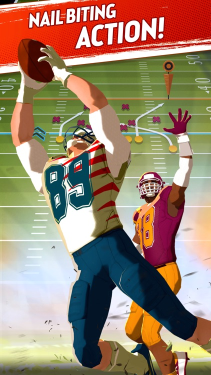 Rival Stars College Football screenshot-3