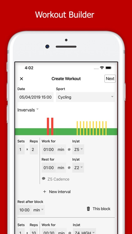 Plan2PEAK : Training Plan screenshot-4