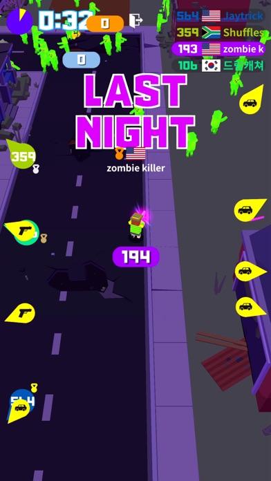 Zombie.io : 3 Nights survival
