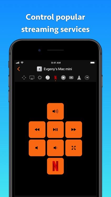 Remote Control for Mac screenshot-7