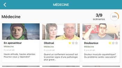 Screenshot #1 pour Clinical Sense by Medical J...