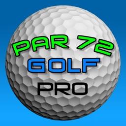 Par 72 Golf Watch Pro