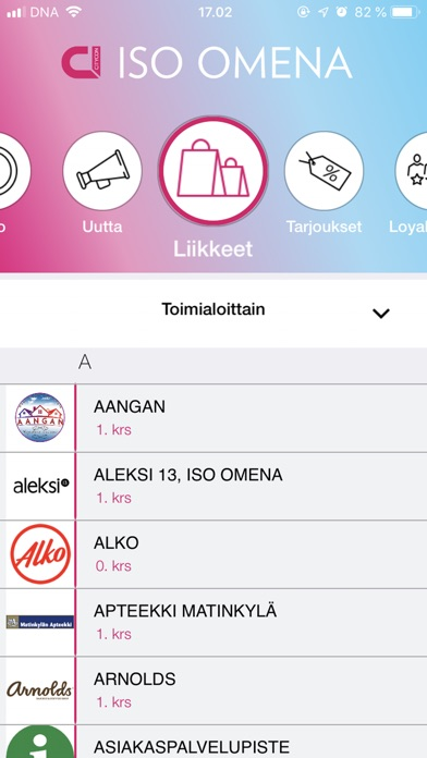 Screenshot for Iso Omena in Finland App Store