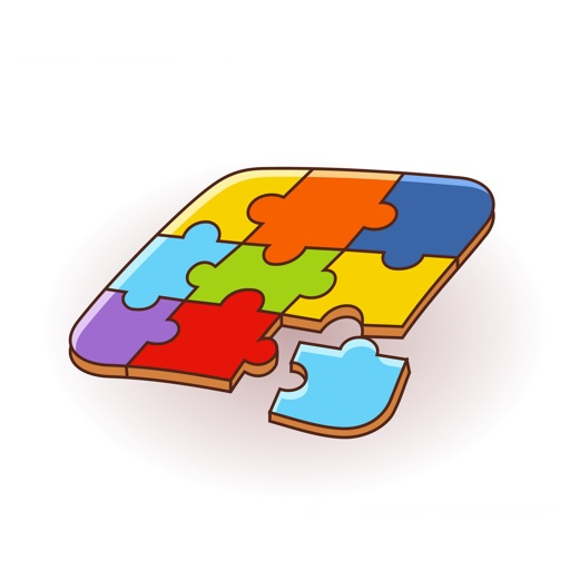 Jigsaw Puzzle Kids board game