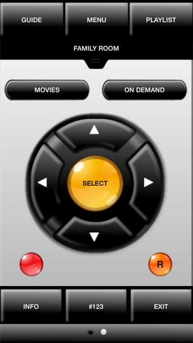 Touchcontrol Universal Remote review screenshots