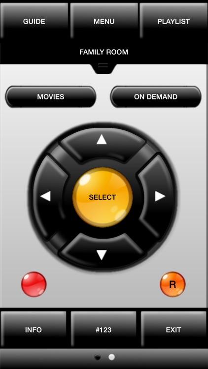 TouchControl Universal Remote
