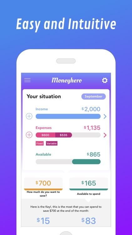 Moneyhero - Save Money Daily