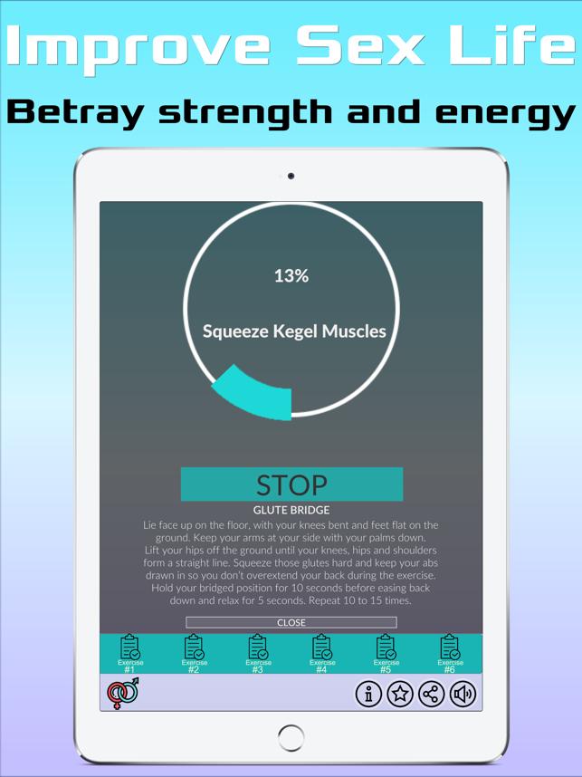 Kegel Exercises Screenshot