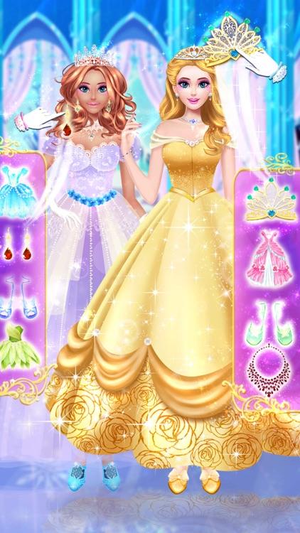 Princess dress up fashion game screenshot-3