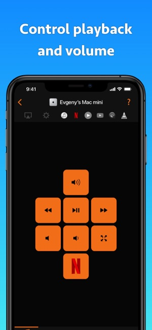 Remote + on the App Store