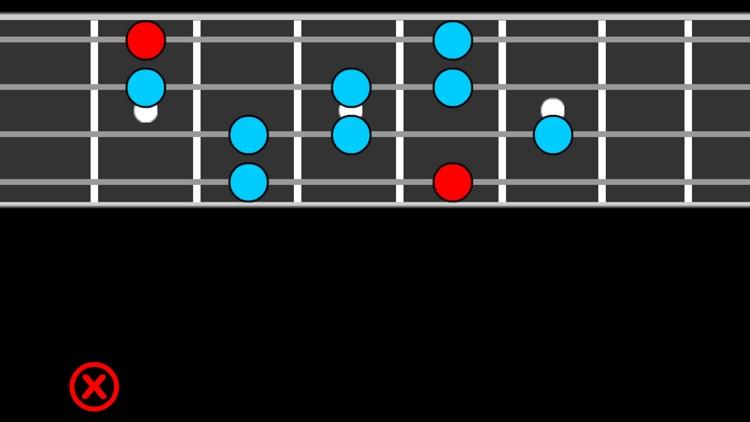 Bass Scales PRO screenshot-5