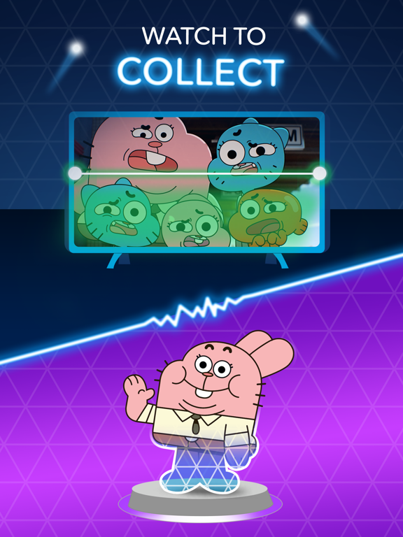 CN Arcade tablet App screenshot 1