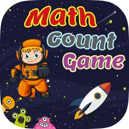 Math Count Game - For Kids