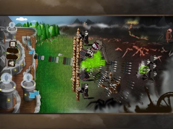 Grim Defender: оборона замка на iPad