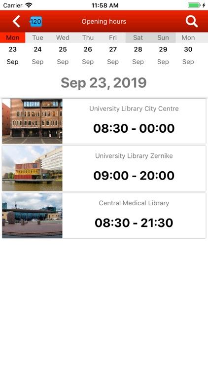 Library Groningen University