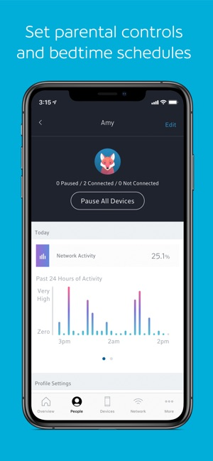 Shaw BlueCurve Home on the App Store