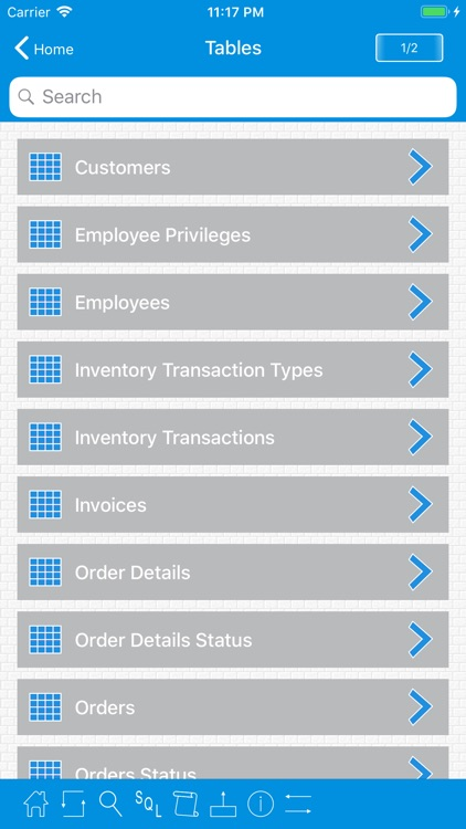 AccessProg2 - Access Client screenshot-3