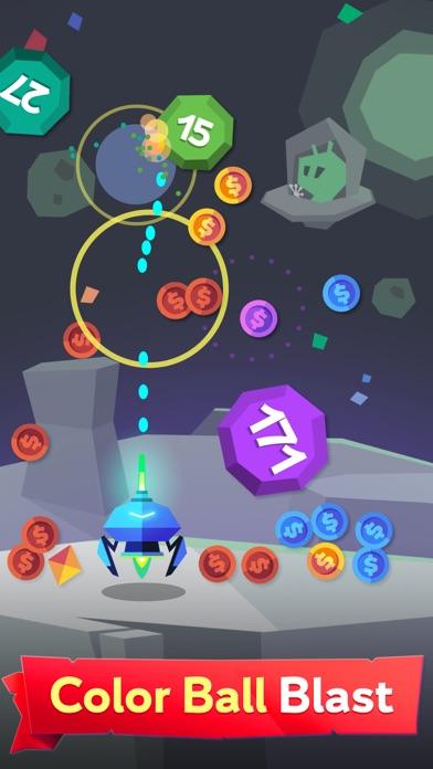 Color Ball Blast-Cannon Bomber screenshot 3