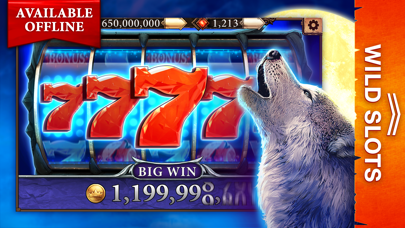 Scatter Slots - Vegas Casino Screenshot